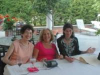 Cornelia Bostwick, Mimi Goldberg, Nancy Rollins
